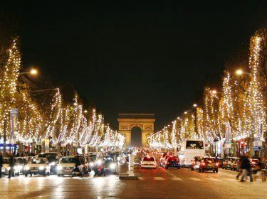 Illuminations de noel a paris - Illumination a paris ...