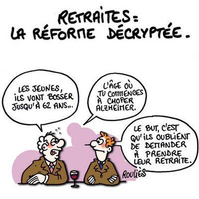 Retraite humour dessin images for Humour retraite