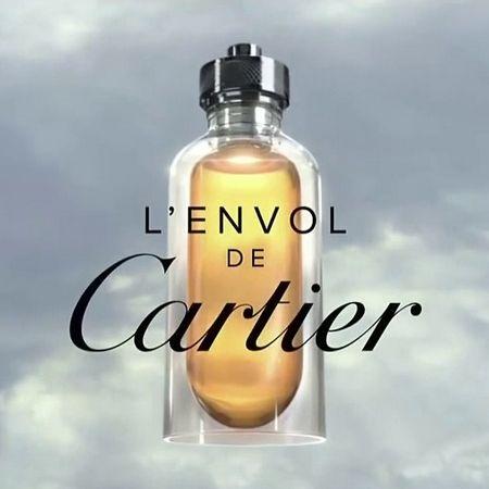 Nouveau Parfum Nouveau Parfum CartierL'envol Parfum De De CartierL'envol De Nouveau CartierL'envol Parfum Nouveau D2HWIE9Y